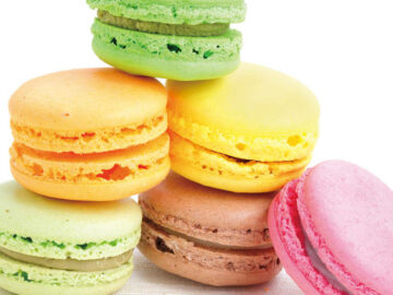 The best macarons in Hong Kong