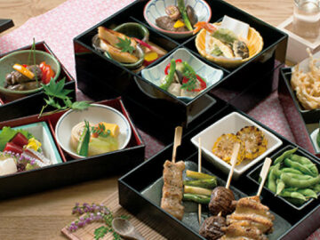 The best places for bento boxes in Hong Kong